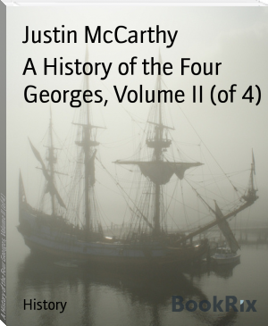 A History of the Four Georges, Volume II (of 4)