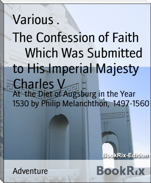 The Confession of Faith        Which Was Submitted to His Imperial Majesty Charles V