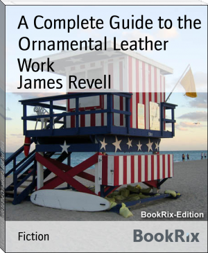 A Complete Guide to the Ornamental Leather Work