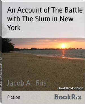 An Account of The Battle with The Slum in New York