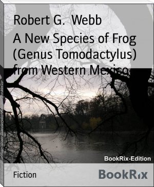 A New Species of Frog (Genus Tomodactylus) from Western Mexico
