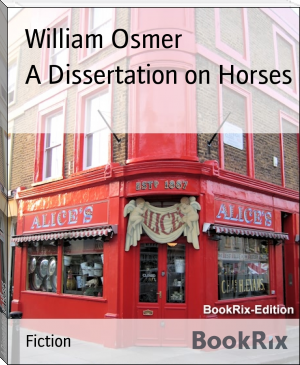 A Dissertation on Horses