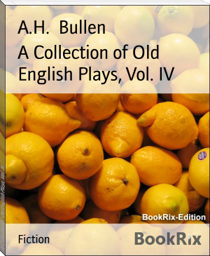 A Collection of Old English Plays, Vol. IV