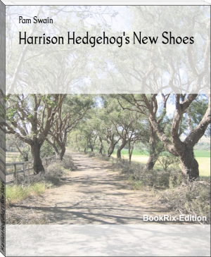 Harrison Hedgehog's New Shoes