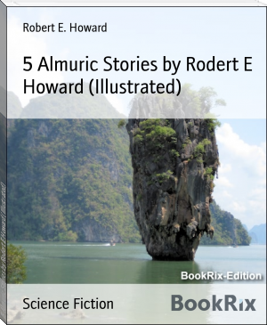 5 Almuric Stories by Rodert E Howard (Illustrated)