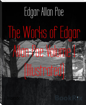 The Works of Edgar Allan Poe Volume 1 (Illustrated)