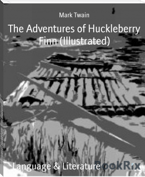 The Adventures of Huckleberry Finn (Illustrated)