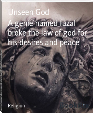 A genie named fazal broke the law of god for his desires and peace