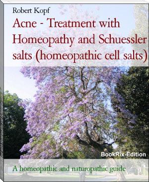 Acne - Treatment with Homeopathy, Schuessler salts (homeopathic cell salts) and Acupressure