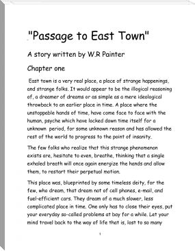 Passage to East Town