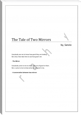 The Tale of Two Mirrors