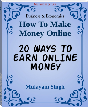 20 WAYS TO EARN ONLINE MONEY