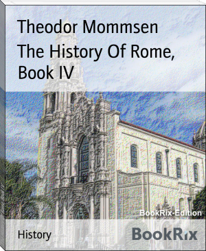 The History Of Rome, Book IV