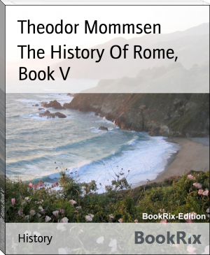 The History Of Rome, Book V