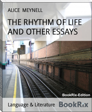 THE RHYTHM OF LIFE AND OTHER ESSAYS