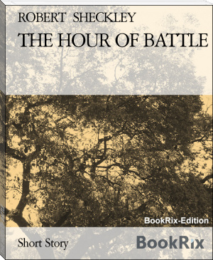 THE HOUR OF BATTLE