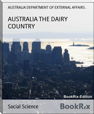 AUSTRALIA THE DAIRY COUNTRY