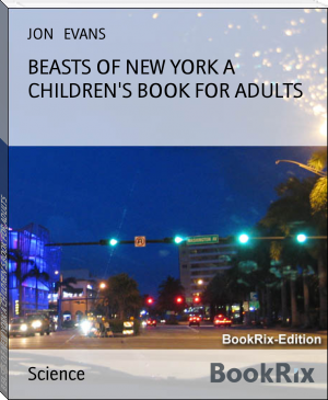 BEASTS OF NEW YORK A CHILDREN'S BOOK FOR ADULTS