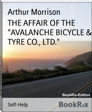 "THE AFFAIR OF THE ""AVALANCHE BICYCLE & TYRE CO., LTD."""
