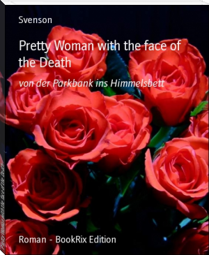 Pretty Woman with the face of the Death