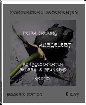 "Buchcover Petra Ewering ""Mörderische Geschichten"""