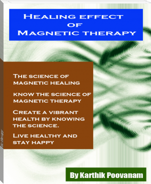 Healing effect Magnetic therapy