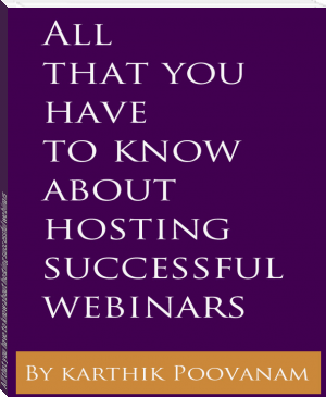 All that you have to know about hosting successful webinars