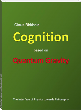 Cognition based on Quantum Gravity