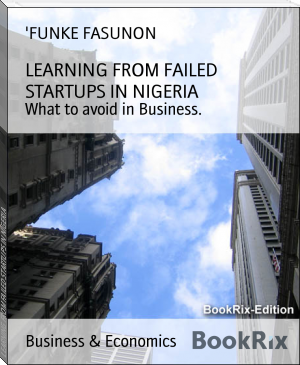 LEARNING FROM FAILED STARTUPS IN NIGERIA