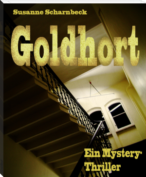 """Buchcover Susanne Scharnbeck - """"Goldhort"""""""