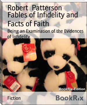 Fables of Infidelity and Facts of Faith