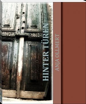 "Buchcover Anja Ollmert ""Hinter Türen"""
