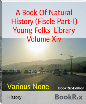 A Book Of Natural History (Fiscle Part-I) Young Folks' Library Volume Xiv