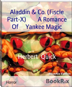 Aladdin & Co. (Fiscle Part-X)        A Romance Of     Yankee Magic