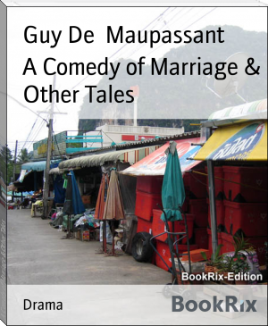 A Comedy of Marriage & Other Tales