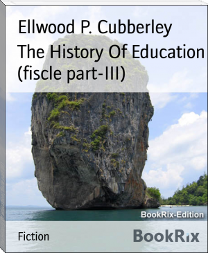 The History Of Education (fiscle part-III)