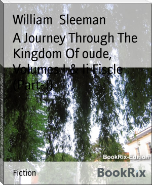 A Journey Through The Kingdom Of oude, Volumes I & Ii Fiscle (Part-I)