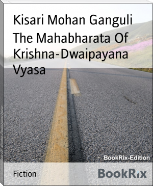 The Mahabharata Of   Krishna-Dwaipayana Vyasa