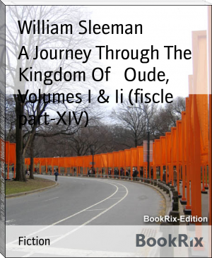 A Journey Through The Kingdom Of   Oude, Volumes I & Ii (fiscle part-XIV)