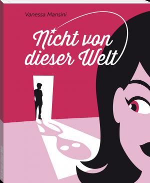 """Buchcover Vanessa Mansini, Michael Meisheit - """"Nicht von dieser Welt"""""""