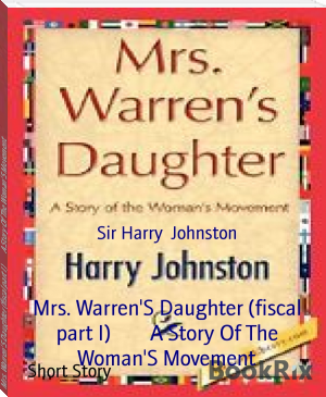 Mrs. Warren'S Daughter (fiscal part I)        A Story Of The Woman'S Movement